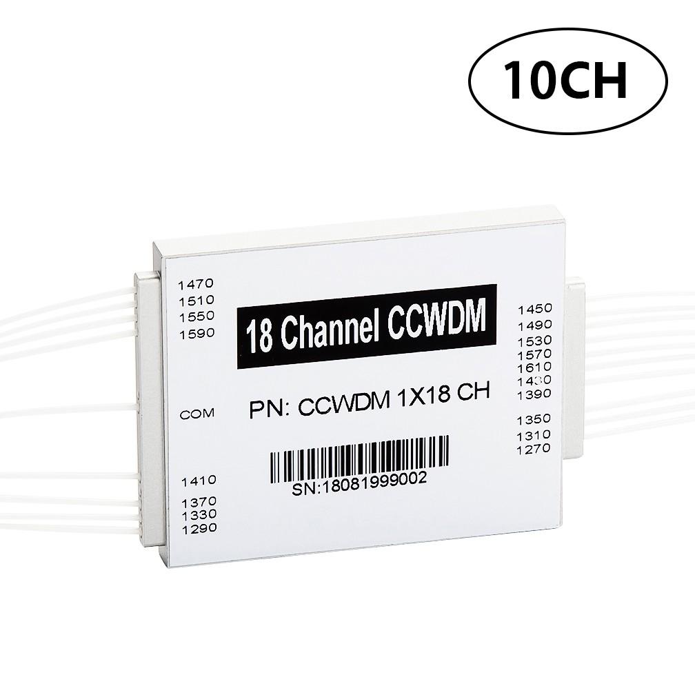 10CH CCWDM MUX/DEMUX, Compact CWDM Modules