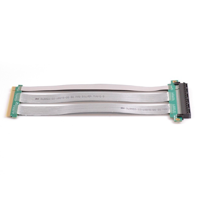 PCI Express X16 Extender, Male to Male, Male to Female, 25~50mm