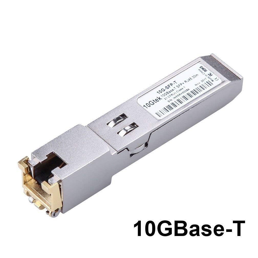 for Cisco,SFP+ Copper Transceiver 10GBase-T, Cat 6a/7, 30M