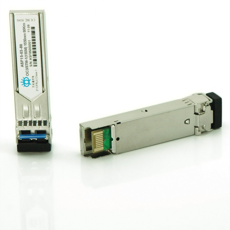 100Mb/s FE SFP 1550nm, 80KM | GLC-FE-100ZX