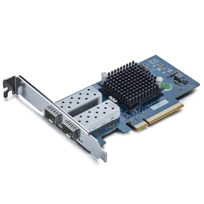 10G Network Card, Dual SFP+ port, X8 Lane, Intel X520-DA2 (Intel E10G42BTDA) equivalent