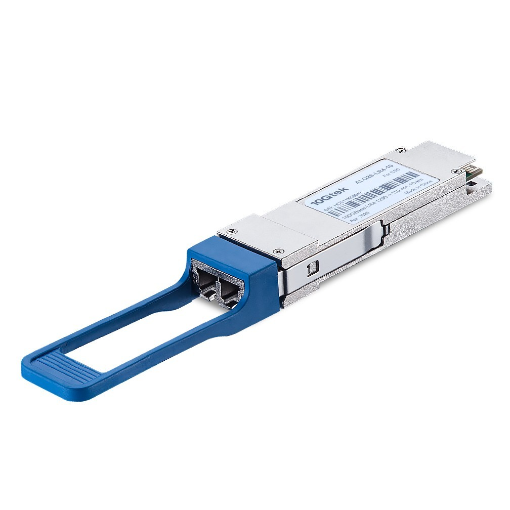 100GBase-LR4 QSFP28 Transceiver for SMF, 10 km