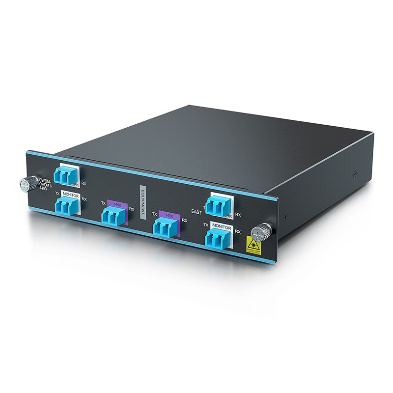 1610nm Channel OADM, Dual LC, Monitor Port | CWDM-OADM1-1610=