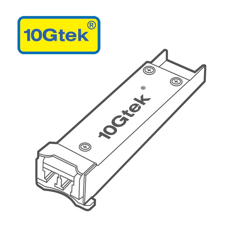 XFP Transceiver 10GBase-ZR 10Gb/s DWDM, 80KM