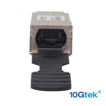 For Broadcom AFBR-89CDDZ, QSFP28 Pluggable, Parallel Fiber-Optics Module 100 Gigabit Ethernet Applications 850nm SR4, MMF, MPO Connector