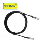 For HP Procurve J9285B, SFP+ Twinax Copper Cable, DAC 7-Meter Passive