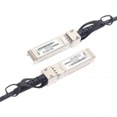 For Juniper, QFX-SFP-DAC-1M, compatible SFP+ 10 Gigabit Ethernet Direct Attach Copper (twinax copper cable) 1 m