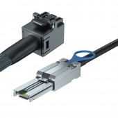 SFF-8088 to SFF-8643 SAS Cable, 0.5~1 meter