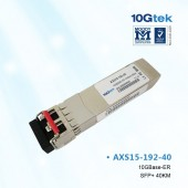 For HP, JG234A, X130 compatible 10G SFP+ LC LH/ER 40km Transceiver