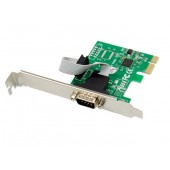 PCIe X1 to RS-232 Serial Card