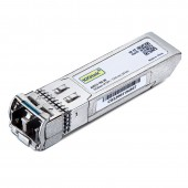 10GBase-LR SFP+ Transceiver, 10G 1310nm SMF, up to 20 km