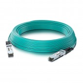 40GBase QSFP+ AOC Cable, 1~100 meter