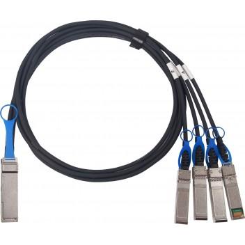 QSFP-4SFP25G-CU1M/CSC