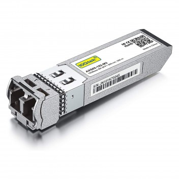 For Brocade, 10G-SFPP-SR,10GBASE-SR SFP+ optical transceiver, MMF LC