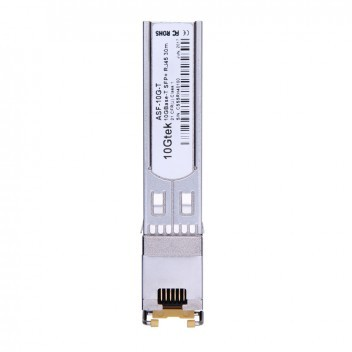 For Cisco, SFP+ Copper Transceiver 10GBase-T, Cat 6a/7, 30M