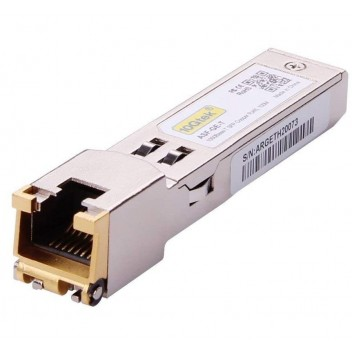For HP ProCurve, J8177C, HP X121 1G SFP RJ45 T Transceiver