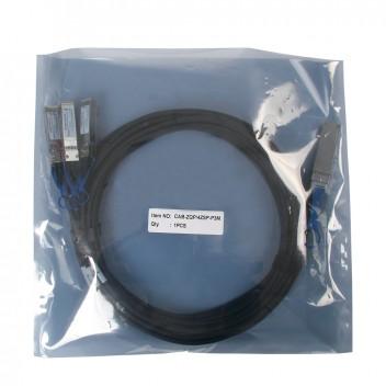 QSFP-4SFP25G-CU3M/CSC