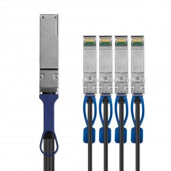 100G QSFP28 to 4x 25