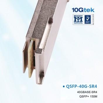 For Cisco 40GBASE-SR4 QSFP+ Module for MMF | QSFP-40G-SR4 4