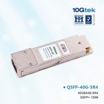 For Cisco 40GBASE-SR4 QSFP+ Module for MMF | QSFP-40G-SR4