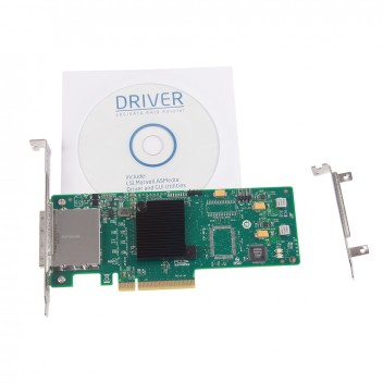 6Gb/s External PCI Express SAS/SATA HBA, compatible for LSI 9200-8E #4