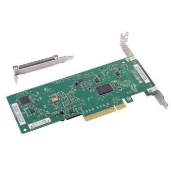 6Gb/s Internal PCI Express SAS/SATA HBA RAID Controller Card, compatible for LSI 9211-8I (Default) #2