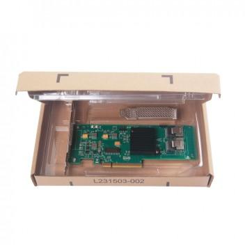 6Gb/s Internal PCI Express SAS/SATA HBA RAID Controller Card, compatible for LSI 9211-8I (Default) #4