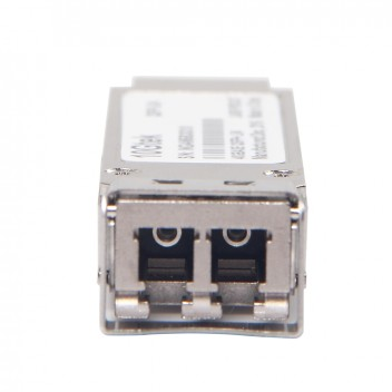 Brocade 40G-QSFP-LR4, 40G QSFP+, 1310 nm, duplex LC connector, up to 10 km transmission 5