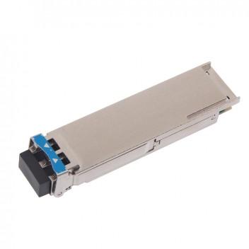 Brocade 40G-QSFP-LR4, 40G QSFP+, 1310 nm, duplex LC connector, up to 10 km transmission 6