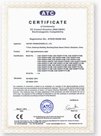 SFP+ certification