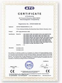 QSFP certification