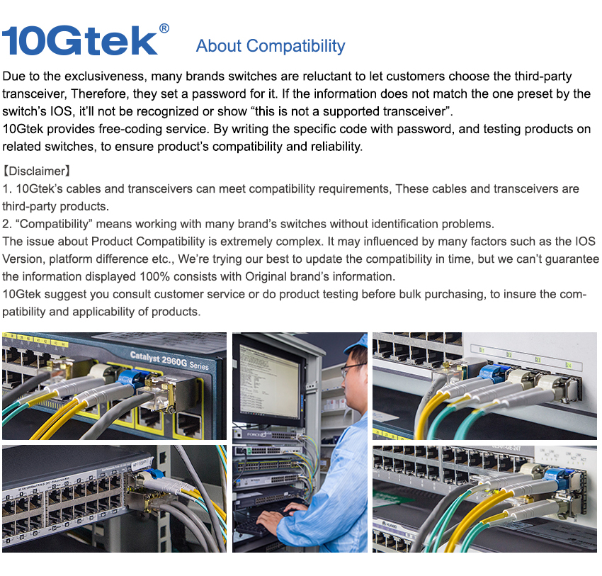 Fiber Optical Compatibles Service