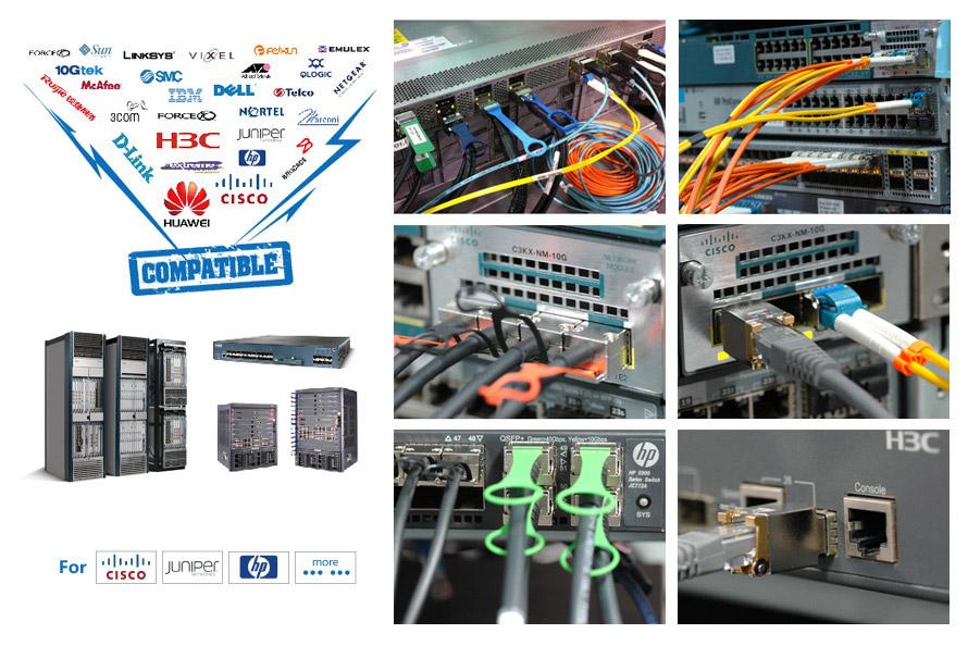 Fiber Optical Compatibles Service