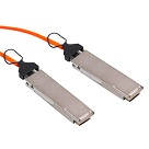 40GBASE QSFP+ AOC Cable ,15-Meter (OM3 MMF)