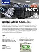 SFP +Active Optical Cable